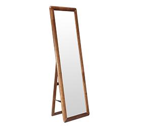 北欧风格简约创意穿衣镜卧室落地穿衣镜