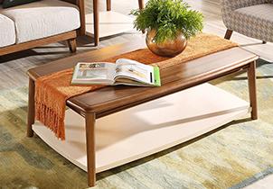 客厅家具北欧现代简约1.4米茶几