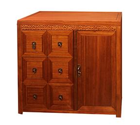 餐柜 新中式大储物空间餐柜(右)