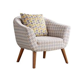 北欧风格休闲椅 客厅卧室休闲椅