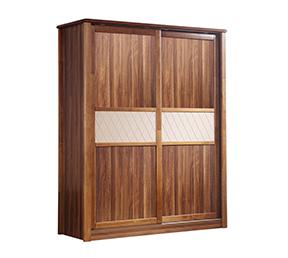 卧室大容量储物衣柜新款趟门衣柜