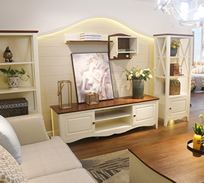 大小户型地柜组合简约现代客厅家具